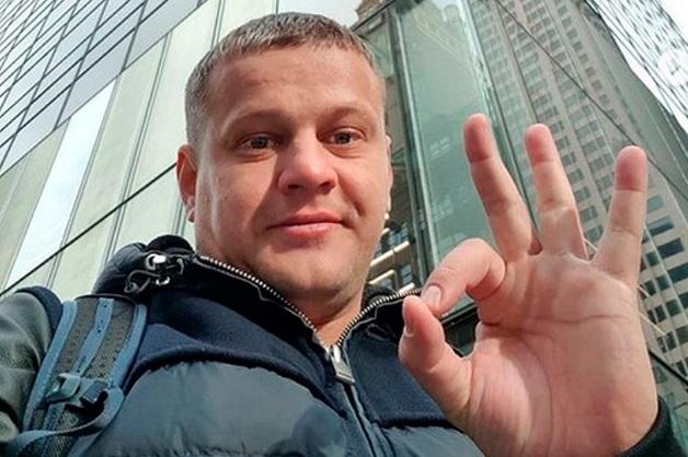Потерявший семью при пожаре в «Зимней вишне» Востриков уехал в США