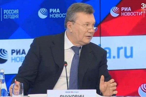 ''Меня кинули как лоха'': Янукович перешел на жаргон, оправдываясь за побег из Украины