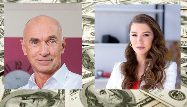 Алена Дегрик (Шевцова) и Владимир Авраменко: сладкая парочка продолжает отмывать миллионы долларов