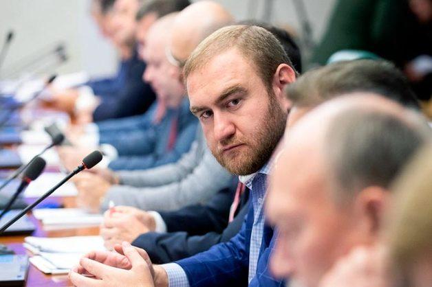 Арашуков пытался заручиться поддержкой президента