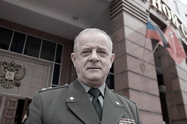 Суд освободил из колонии полковника Квачкова в связи с декриминализацией 282-й статьи