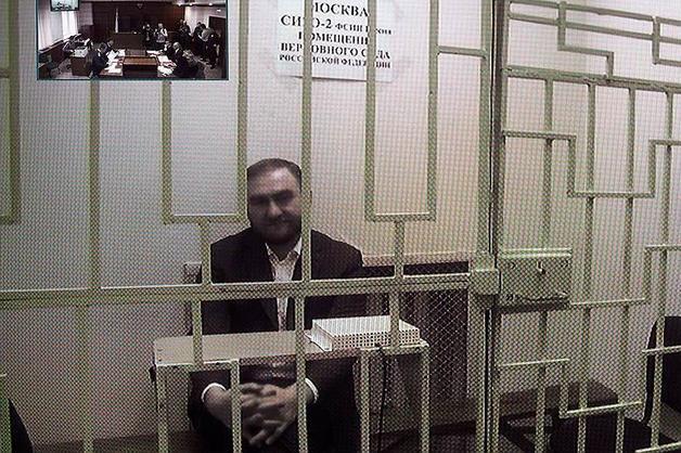 ФСИН обещала заменить сокамерника сенатора Арашукова после его жалобы
