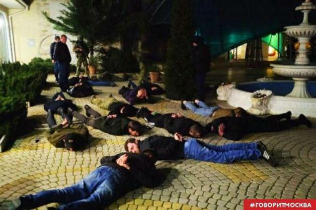 Заместителя постпреда Кадырова в Крыму задержали по делу о вымогательстве
