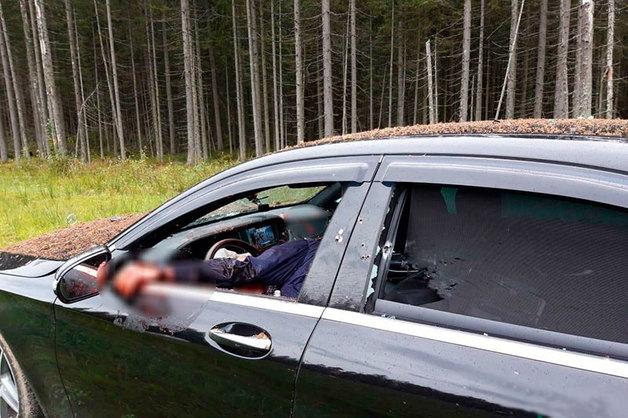 В Петербурге задержан причастный к убийству «авторитетного» бизнесмена Бадри Шенгелия