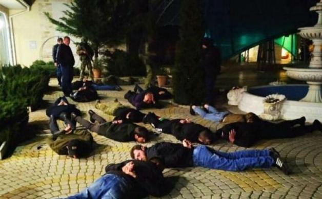 Задержанного заместителя постпреда Кадырова в Крыму заподозрили в участии в чеченской ОПГ