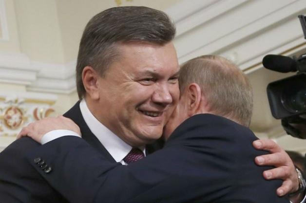 В Кремле объяснили госохрану Януковича указом Путина