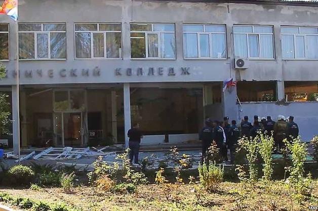 Уволилась директор керченского колледжа, где осенью студент устроил стрельбу