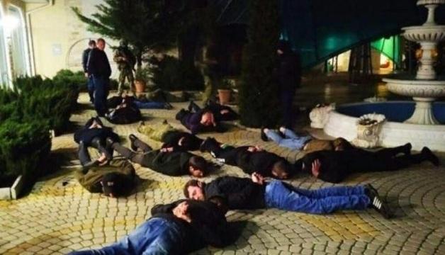 В Крыму задержали человека Кадырова по подозрению в вымогательстве доли в бизнесе