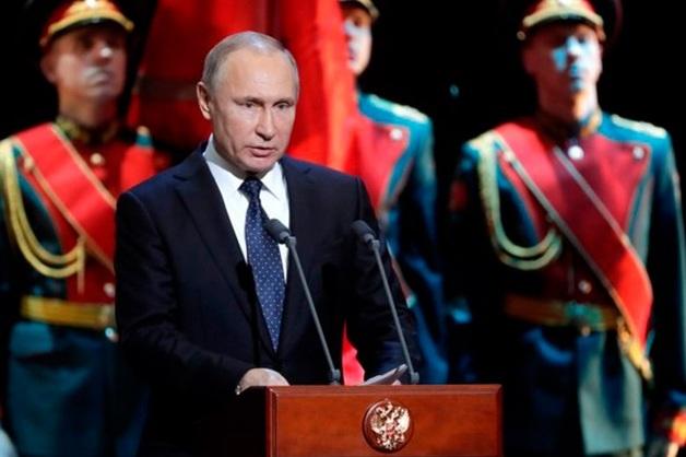 Путин назначил нового начальника Центра «Э»