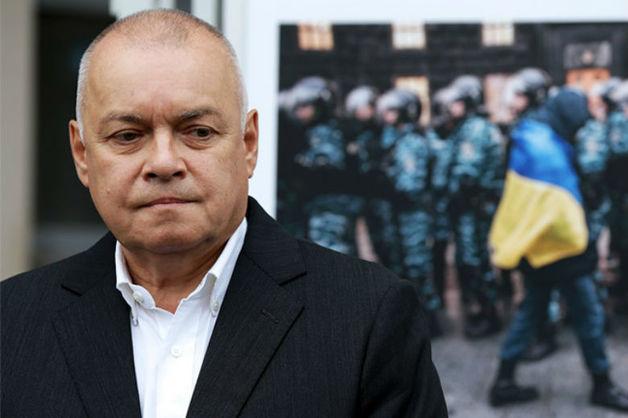 Племянник телеведущего Дмитрия Киселева арестован за хранение оружия и подготовку к войне на Донбассе
