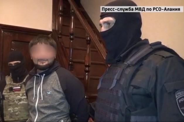 В Северной Осетии задержан подозреваемый в расстреле трех человек 5 лет назад