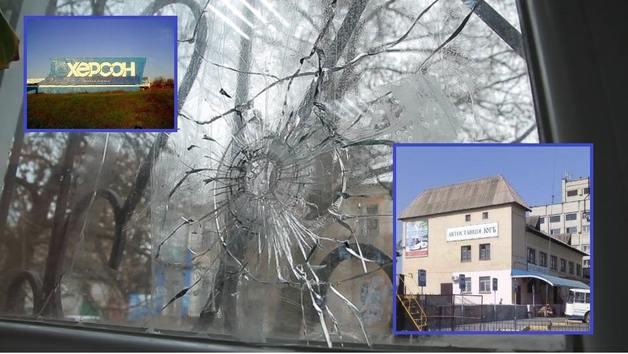 Нелегалы или «Перевозчики в законе» в Херсонской области