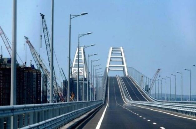 П**ц подкрался незаметно: Керченский мост вновь дал сбой