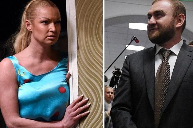 Волочкова ответила на стихи о ее интимной связи с сенатором Арашуковым