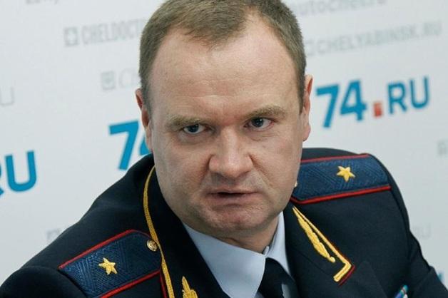 Комиссия из Москвы проверяет челябинский главк МВД для «обоснования» отставки генерала Сергеева