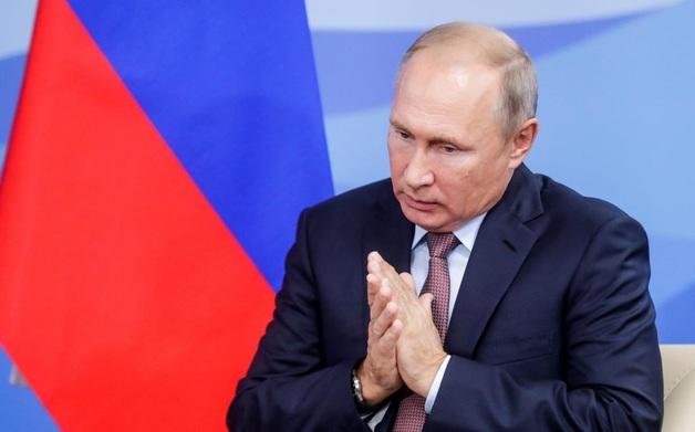 В России недоверие к Путину достигло максимума