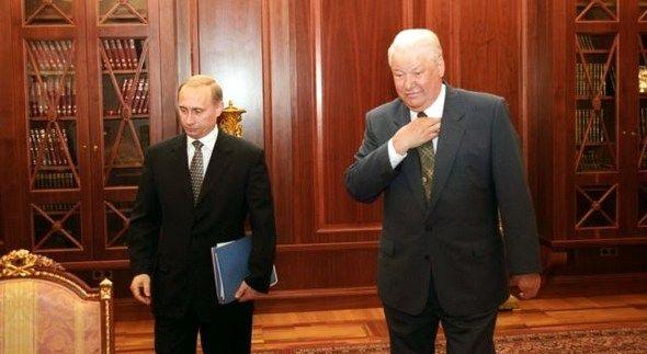 Измайлово-лубянский президент. Тайны Владимира Путина