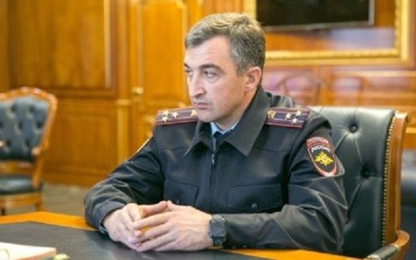 Полицейский для Арашукова