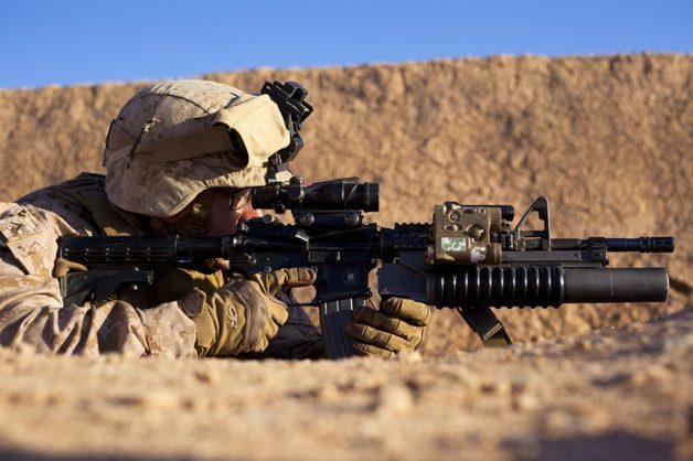 На вооружение армии США поступит винтовка «Айфон для убийств»