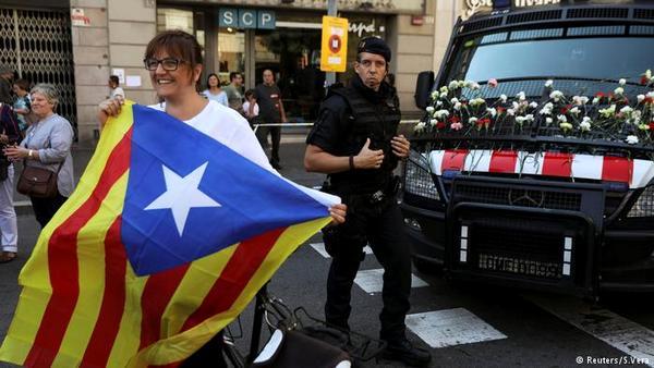 В Испании начался суд над лидерами каталонских сепаратистов, им грозит 25 лет тюрьмы за мятеж