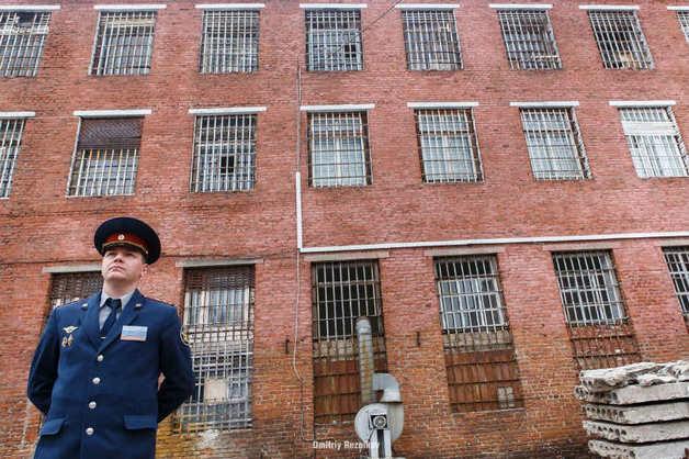 Трое осужденных Владимирского Централа объявили голодовку