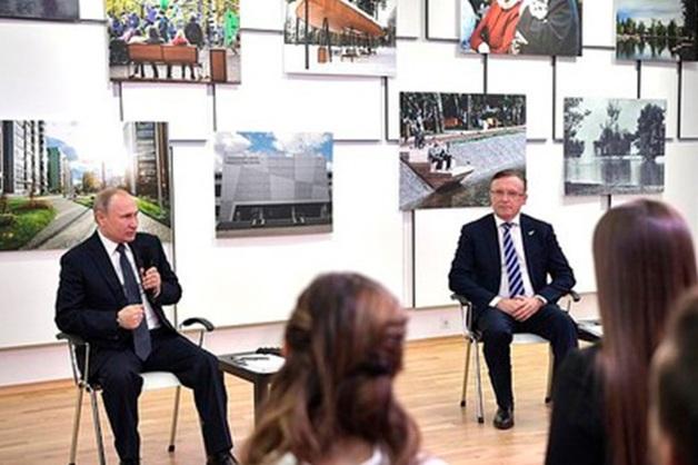 «Рустам Нургалиевич, че ты?». Путин сделал замечание Минниханову