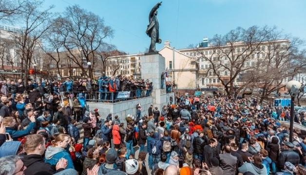 Власти могут не бояться протестов: большинство россиян не готовы выходить на митинги и согласны лишь подписывать петиции