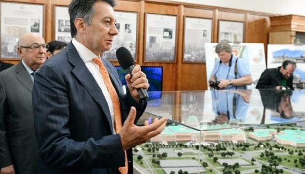 «Архитектор Путина» приобрел элитные апартаменты в столице за 100 млн рублей