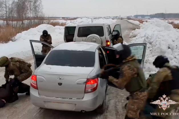 В Сибири со спецназом задержана крупнейшая наркогруппировка с многомиллионным доходом