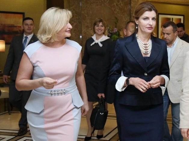 Журналисты узнали о модных предпочтениях депутаток из БПП и «Самопомочи»