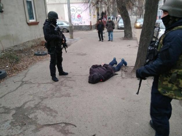 "В Ровно задержали главаря банды ""Федора"""