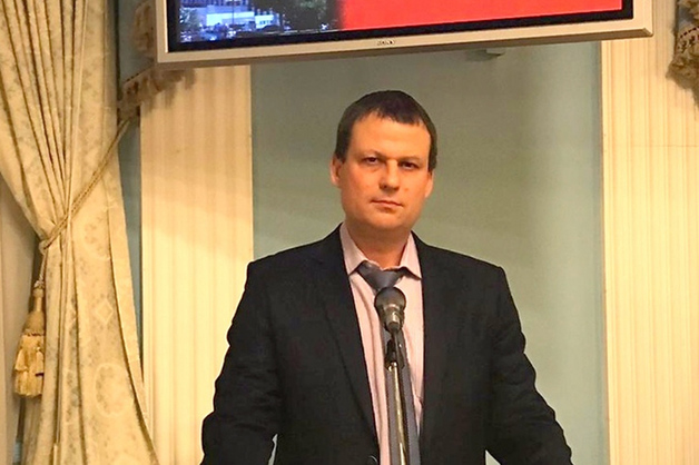 До смерти избивший антикоррупционного активиста Дмитрия Грибова задержан