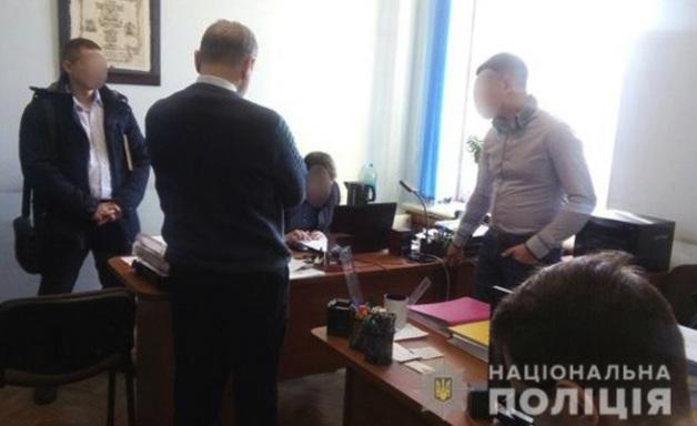 В горсовете Николаева проходят обыски