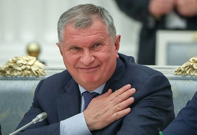 """Майкл Калви стал """"ягненком"""" Игоря Сечина?"""