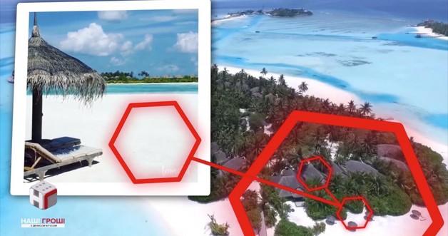 Жена прокурора Биловара отдыхает на Мальдивах и в Париже