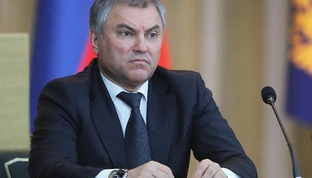 Володин предложил размещать сомнительные высказывания депутатов на сайте Госдумы