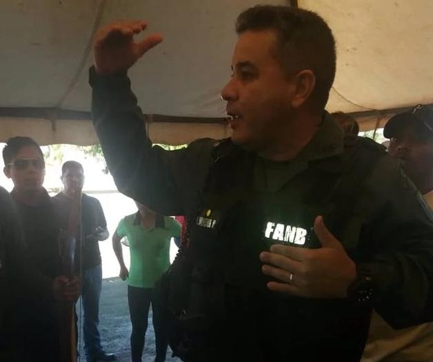 Индейцы взяли в плен генерала нацгвардии Венесуэлы