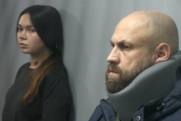 Дронова осудили тоже. В Харькове окончено громкое дело по ДТП с Зайцевой