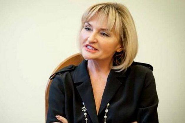 Ирина Луценко до и после пластики: как на самом деле выглядит жена Генпрокурора