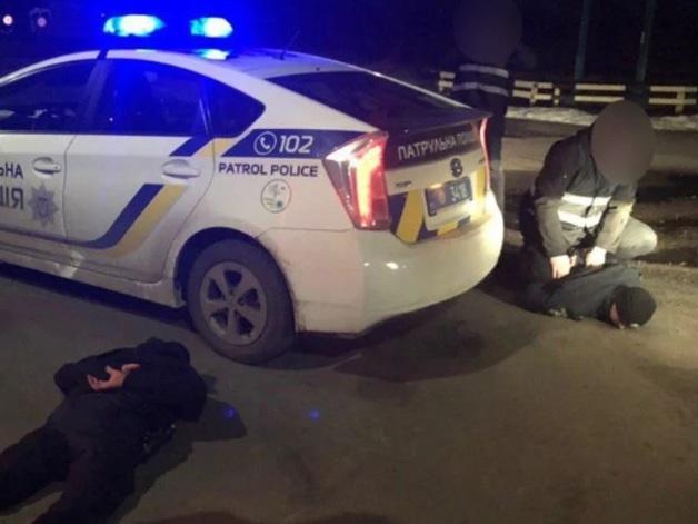 Пьяный следователь ГБР попал в ДТП под Киевом