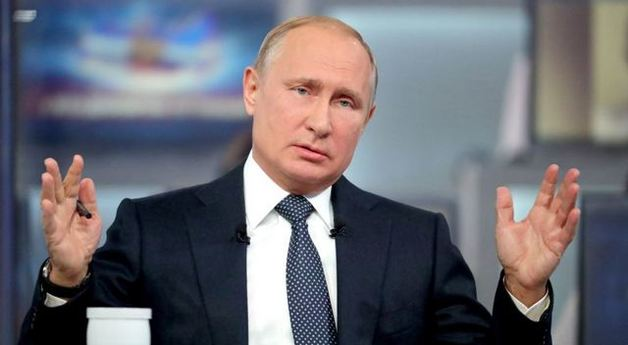 Конгресс США намерен получить от ЦРУ доклад о деньгах Путина