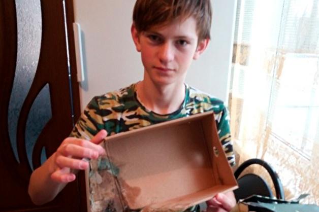 ЛДПР в Брянске прокомментировала историю с вручением испорченного сухпайка школьнику-герою