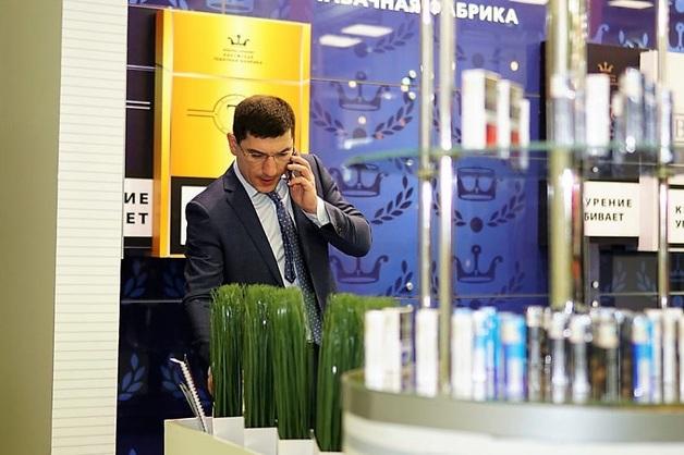 ТД «Кремлевский» управделами президента закупил сигареты на 19 млн рублей
