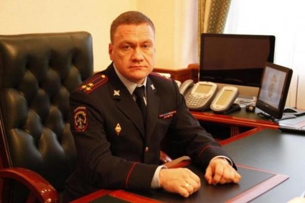 Новым начальником ГУ МВД Петербурга и Ленобласти стал генерал-майор Роман Плугин