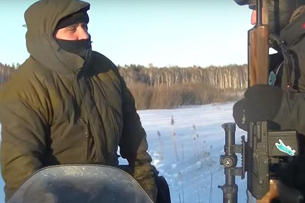 Глава отдела ГИБДД в Новосибирске попался на браконьерстве