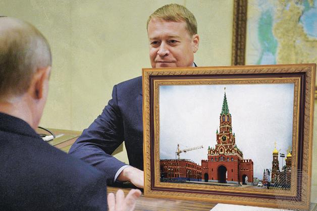 У экс-главы Марий Эл при обыске обнаружили разыскиваемые подлинники произведений искусства