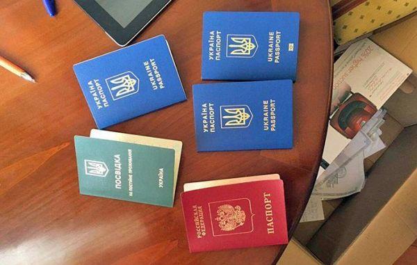 Гражданство Украины: продается недорого