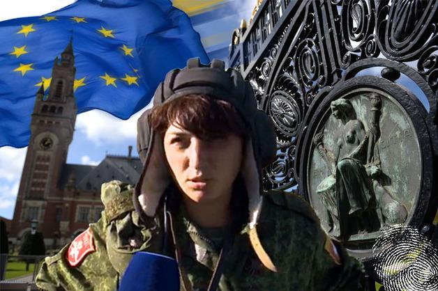 «Куда Ветерок дует»? Как и почему донецкая танкистка попала на территорию Украины?