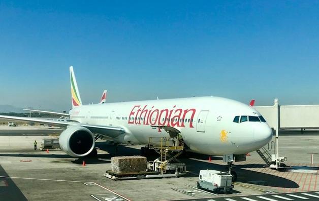 Самолет Ethiopian Airlines потерпел крушение по пути в Найроби: 157 человек погибло