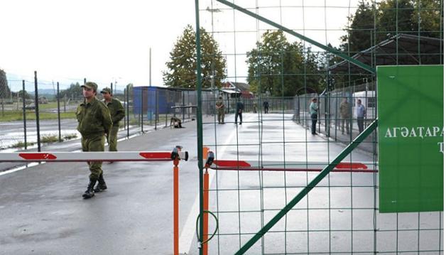 Задержанный на границе гражданин Грузии повесился в здании ФСБ